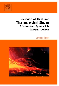 Cover image for Science of Heat and Thermophysical Studies