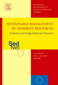 Sediment and Dredged Material Treatment - 1st Edition - ISBN: 9780444519634, 9780080466682