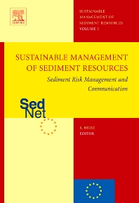 Cover image for Sediment Risk Management and Communication