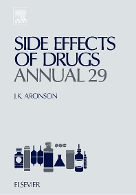 Side Effects of Drugs Annual, 1st Edition,Jeffrey K. Aronson,ISBN9780444519863