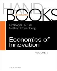 Handbook of the Economics of Innovation, Volume 1, 1st Edition,Bronwyn H. Hall,Nathan Rosenberg,ISBN9780444519955