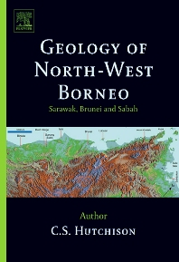 Cover image for Geology of North-West Borneo