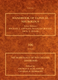 Cover image for Neurobiology of Psychiatric Disorders