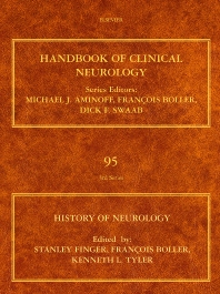 History of Neurology, 1st Edition,Stanley Finger,Francois Boller,Kenneth Tyler,ISBN9780444520098