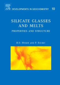 Silicate Glasses and Melts