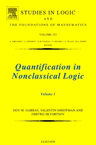 Quantification in Nonclassical Logic - 1st Edition - ISBN: 9780444520128, 9780080931128