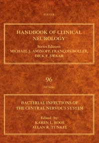 Cover image for Bacterial Infections of the Central Nervous System