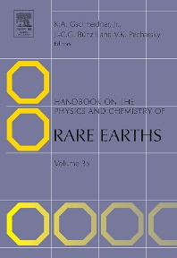 Handbook on the Physics and Chemistry of Rare Earths, 1st Edition,Karl A. Gschneidner,Jean-Claude Bünzli,Vitalij Pecharsky,ISBN9780444520289