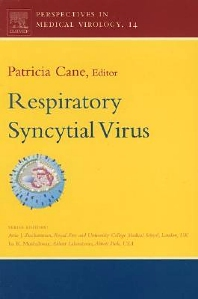 Respiratory Syncytial Virus, 1st Edition,Patricia Cane,ISBN9780444520302