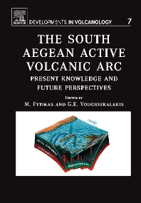 Cover image for The South Aegean Active Volcanic Arc