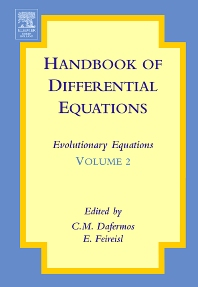 Cover image for Handbook of Differential Equations: Evolutionary Equations