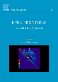 EPSL Frontiers, 1st Edition,A. Halliday,ISBN9780444520517