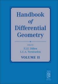 Cover image for Handbook of Differential Geometry