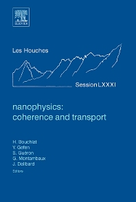 Nanophysics: Coherence and Transport - 1st Edition - ISBN: 9780444520548, 9780080461243