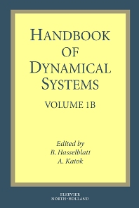Handbook of Dynamical Systems - 1st Edition - ISBN: 9780444520555, 9780080478227