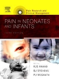 Pain in Neonates and Infants - 3rd Edition - ISBN: 9780444520616