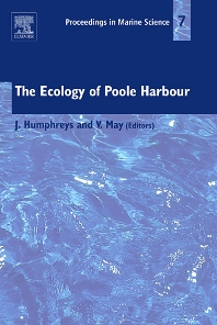 Cover image for The Ecology of Poole Harbour