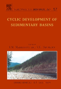 Cyclic Development of Sedimentary Basins, 1st Edition,J.M. Mabesoone,V.H. Neumann,ISBN9780444520708