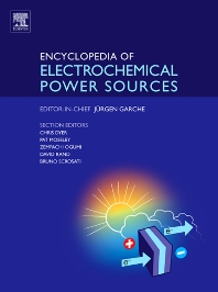 Encyclopedia of Electrochemical Power Sources, 1st Edition,Chris K. Dyer,Patrick T. Moseley,Zempachi Ogumi,David A. J. Rand,Bruno Scrosati,ISBN9780444520937