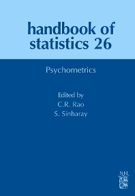 Psychometrics - 1st Edition - ISBN: 9780444521033, 9780080466705