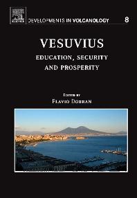 VESUVIUS, 1st Edition,Flavio Dobran,ISBN9780444521040
