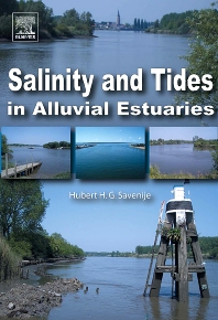 Cover image for Salinity and Tides in Alluvial Estuaries