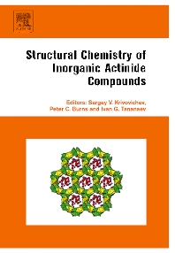 Cover image for Structural Chemistry of Inorganic Actinide Compounds