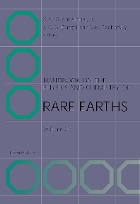 Handbook on the Physics and Chemistry of Rare Earths - 1st Edition - ISBN: 9780444521422, 9780080466729