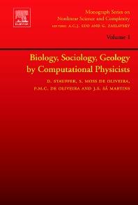 Biology, Sociology, Geology by Computational Physicists, 1st Edition,Dietrich Stauffer,Suzana Moss de Oliveira,Paulo de Oliveira,Jorge de Sá Martins,ISBN9780444521460