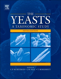 Cover image for The Yeasts