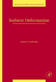 Sorbent Deformation, 1st Edition,Andrei Tvardovskiy,ISBN9780444521514