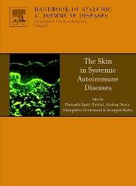 Cover image for The Skin in Systemic Autoimmune Diseases