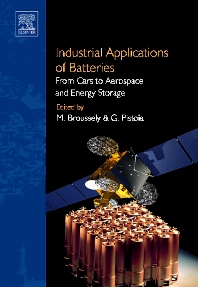 Cover image for Industrial Applications of Batteries