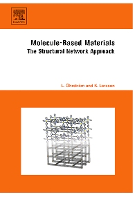 Cover image for Molecule-Based Materials