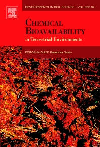 Cover image for Chemical Bioavailability in Terrestrial Environments
