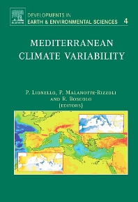 Cover image for Mediterranean Climate Variability