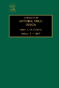 Cover image for Advances in Antiviral Drug Design