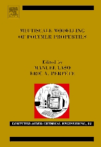 Cover image for Multiscale Modelling of Polymer Properties