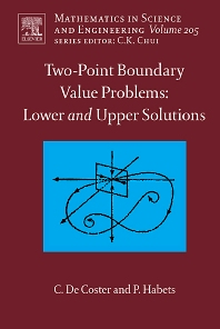 Cover image for Two-Point Boundary Value Problems: Lower and Upper Solutions