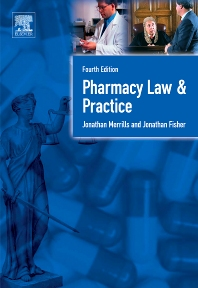 Cover image for Pharmacy Law and Practice