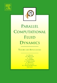 Cover image for Parallel Computational Fluid Dynamics 2005