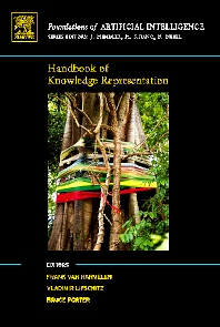 Cover image for Handbook of Knowledge Representation