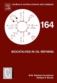 Cover image for Biocatalysis in Oil Refining