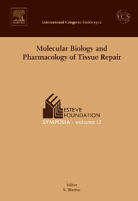 Cover image for Molecular Biology and Pharmacology of Tissue Repair