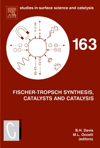 Cover image for Fischer-Tropsch Synthesis, Catalysts and Catalysis