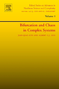 Cover image for Bifurcation and Chaos in Complex Systems