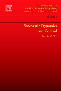 Stochastic Dynamics and Control, 1st Edition,Jian-Qiao Sun,ISBN9780444522306