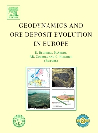 Geodynamics and Ore Deposit Evolution in Europe - 1st Edition - ISBN: 9780444522337, 9780080931340