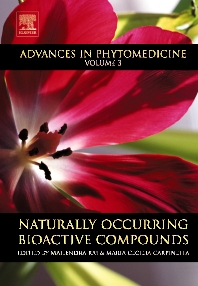 Naturally Occurring Bioactive Compounds - 1st Edition - ISBN: 9780444522412, 9780080464923