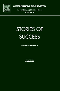 Stories of Success, 1st Edition,Giorgio Semenza,ISBN9780444522467